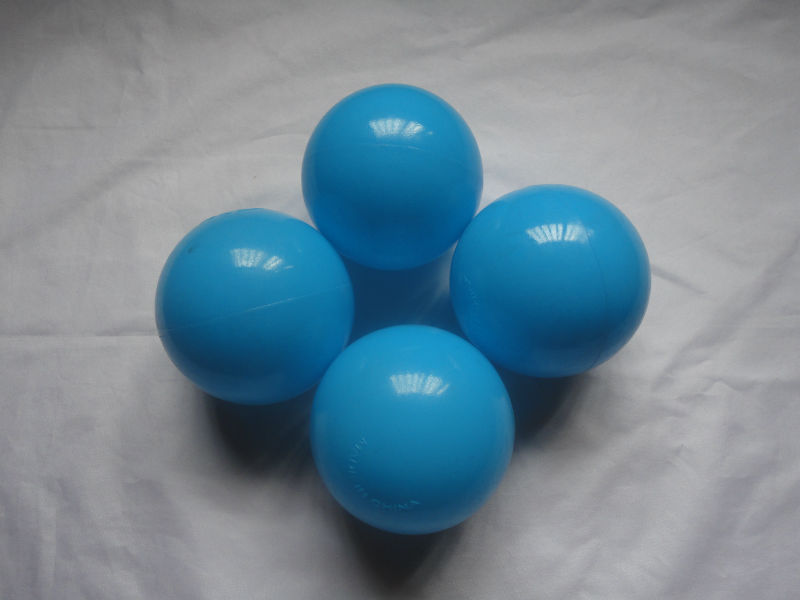 High Quality hard plastic massage balls