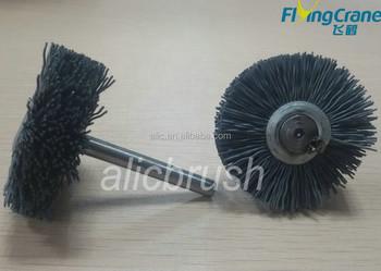 Information Abrasive Nylon Disc Brush