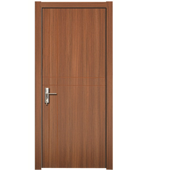 Waterproof wpc single-leaf wooden flush door  sc 1 st  Alibaba & Waterproof Wpc Single-leaf Wooden Flush Door - Buy Laminated Flush ...