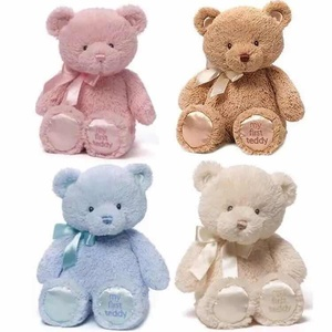 High quality wholesale customized New Cute teddy bear children gift plush toys stuffed soft toys