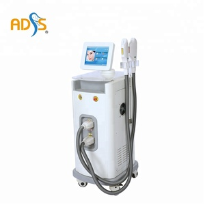 4000W power latest invention SHR / OPT / ipl hair removal machine price laser epilator brown hair removal
