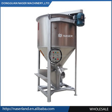 1000KG high capacity electrical vertical feed mixers