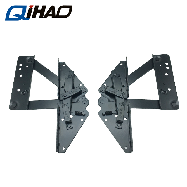 Factory Wholesale Furniture Hardware Metal Hinges Seat Adjustment Mechanism for Sofa Bed