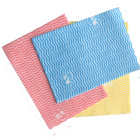 Nonwoven wash cloth for wet wipes rolls spunlace