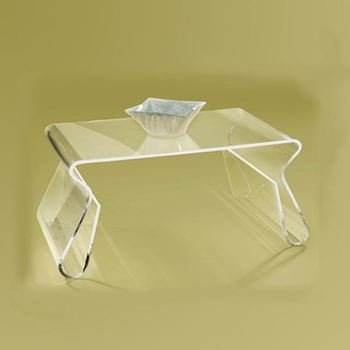 Transparent Clear Square Large Laptop Acrylic Bed Tray Buy Acrylic