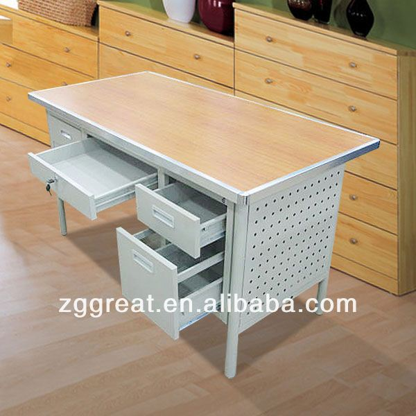 Used Metal Office Desks Supplieranufacturers At Alibaba