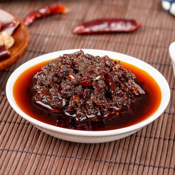 QIQI Cheap Cooking Sauce Chili Paste Braised Prawn Seasoning