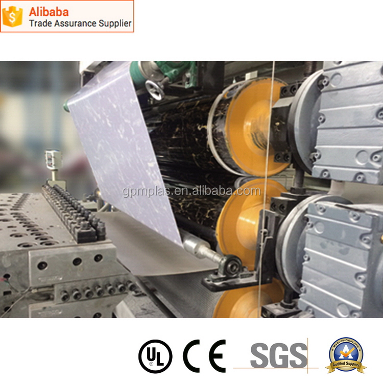 Cheap Best-Selling pvc fascia board extrusion line