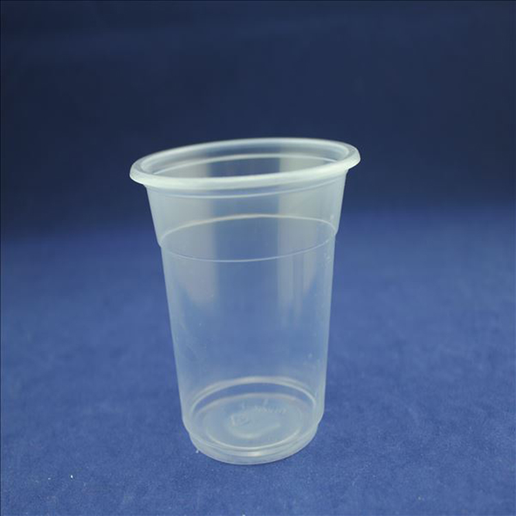 China goods wholesale 16 oz plastic cup with custom print