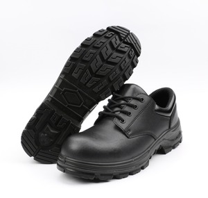 british style lace-up men and women custom made cool man kfc work shoes