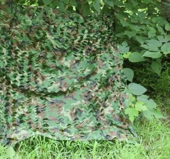 Woodland leaves Camouflage Camo Army Netto Camping Militaire Hunting