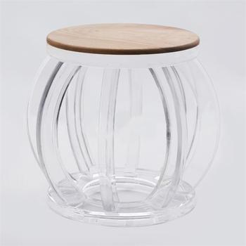 Peachy Fancy Acrylic Kids Low Height Stool Clear Lucite Ottomans Bathroom Storage Round Stool Box Buy Stool Box Clear Acrylic Ottoman Round Stool Product Forskolin Free Trial Chair Design Images Forskolin Free Trialorg