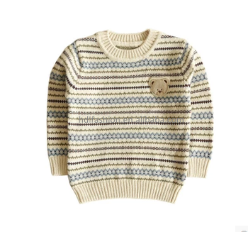 Children's Latest Sweater Wool Handmade Sweater Design For Girl ...