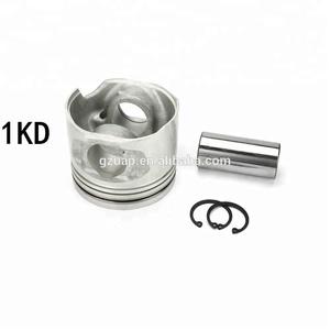 Piston 1KD Engine OEM NO 13101-0L030