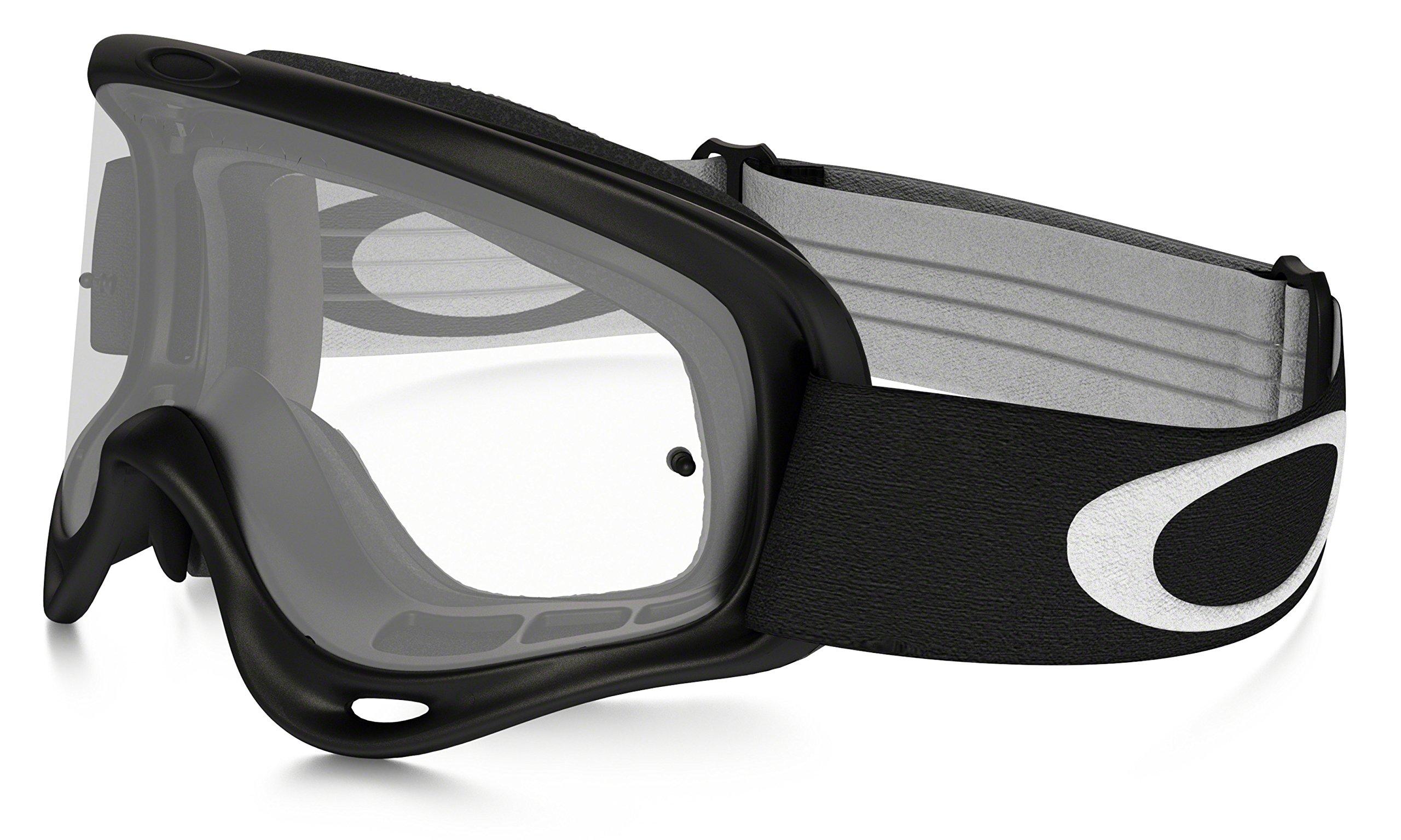 98f181bc3d26 Get Quotations · Oakley O-Frame Graphic Frame MX Goggles (True Carbon  Fiber Clear Lens