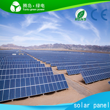 High Efficency A Grade Poly 250W 255W 260W 300W Solar Panel and Batteries