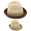 2019 New Rolled Panama Straw Hat Summer Raffia Paper Straw Crochet Hats for Sale