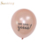 Children'S Birthday Party Decorating Latex Balloons Bachelorette Party Balloons Gold Confetti Balloons