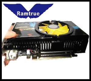 Used graphic VGA Card for laptop DDR3/DDR5