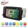Huifei Pure Android 5.1.1 Cortex A9 Quad-Core 1024*600 Capacitive Touch Screen 2 Din Car Radio For Mercedes W203 Mirror Link