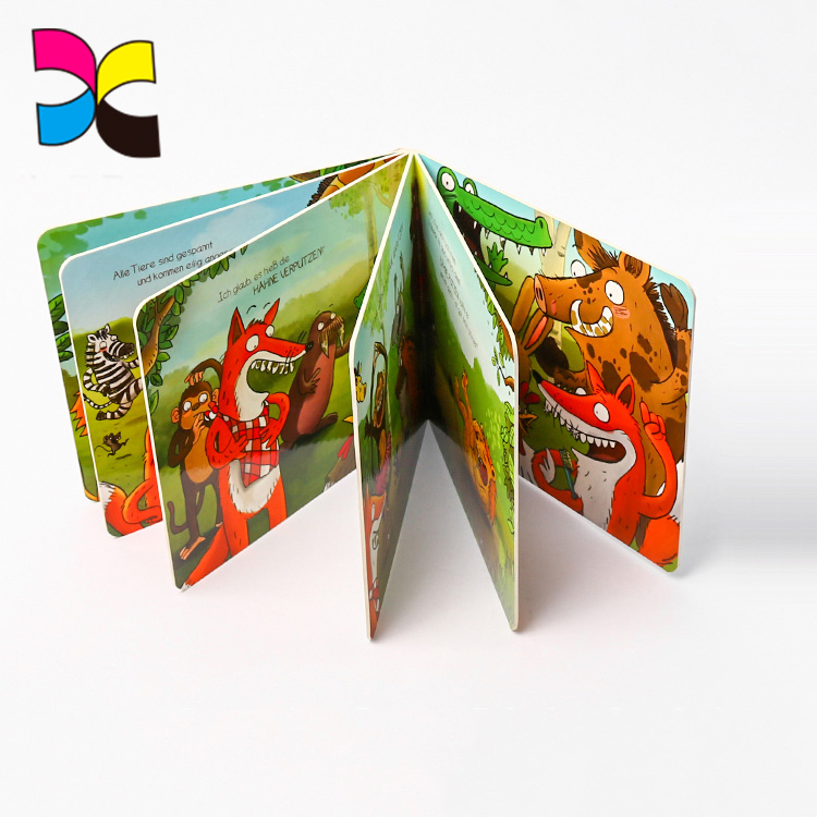 Custom printing a4 marketing flyer/booklet/leaflet/manual/brochure