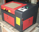 Good out looking laser cutting machine