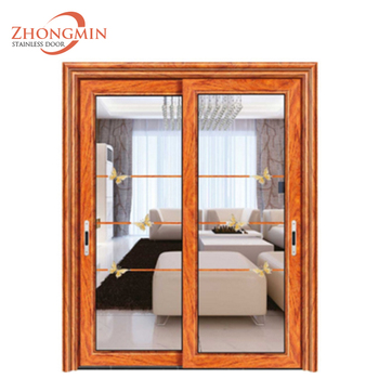 Australia Market Hot Sale Kitchen Sliding Glass Door For Entrance