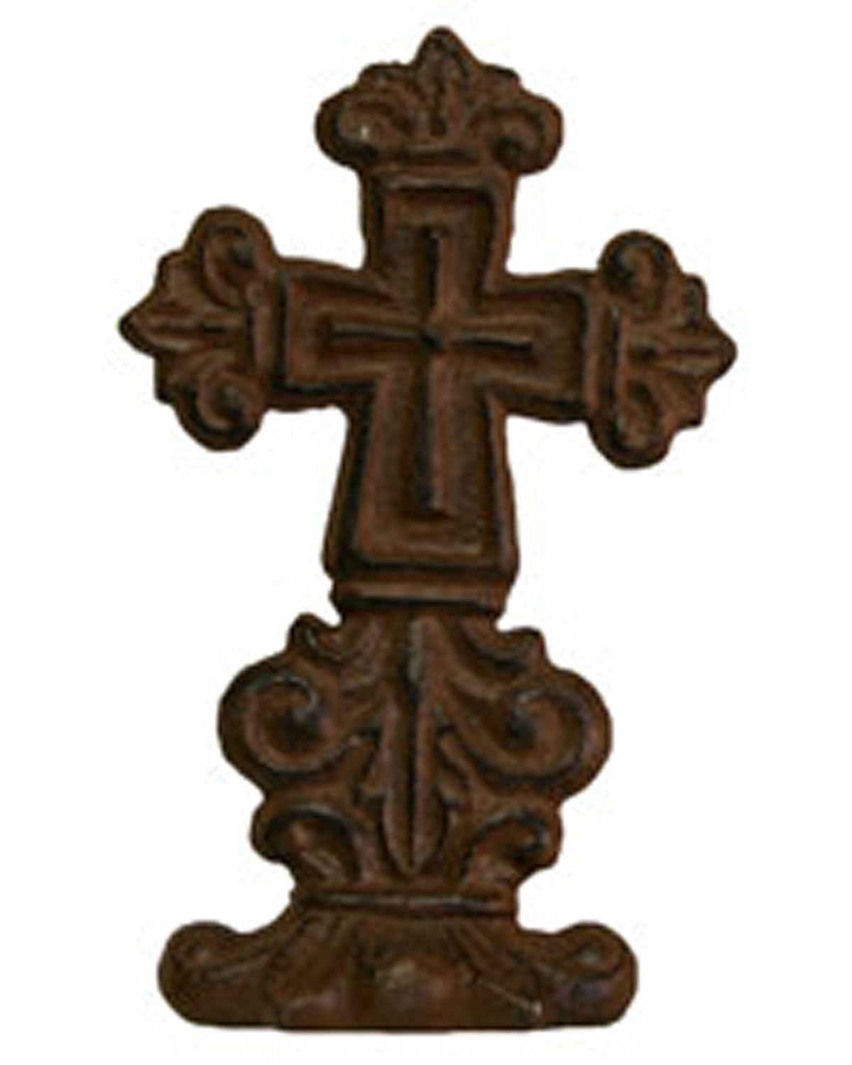 Delicieux Get Quotations · The Faith Collection Christian Cross Shelf Decor [785C]