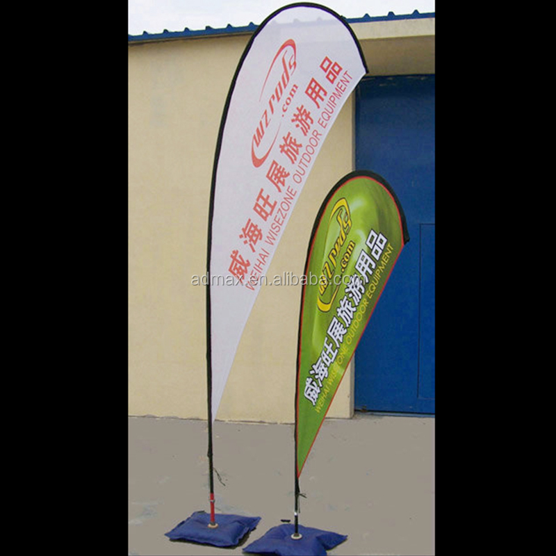 Wholesale custom promotional flag banners for advertising