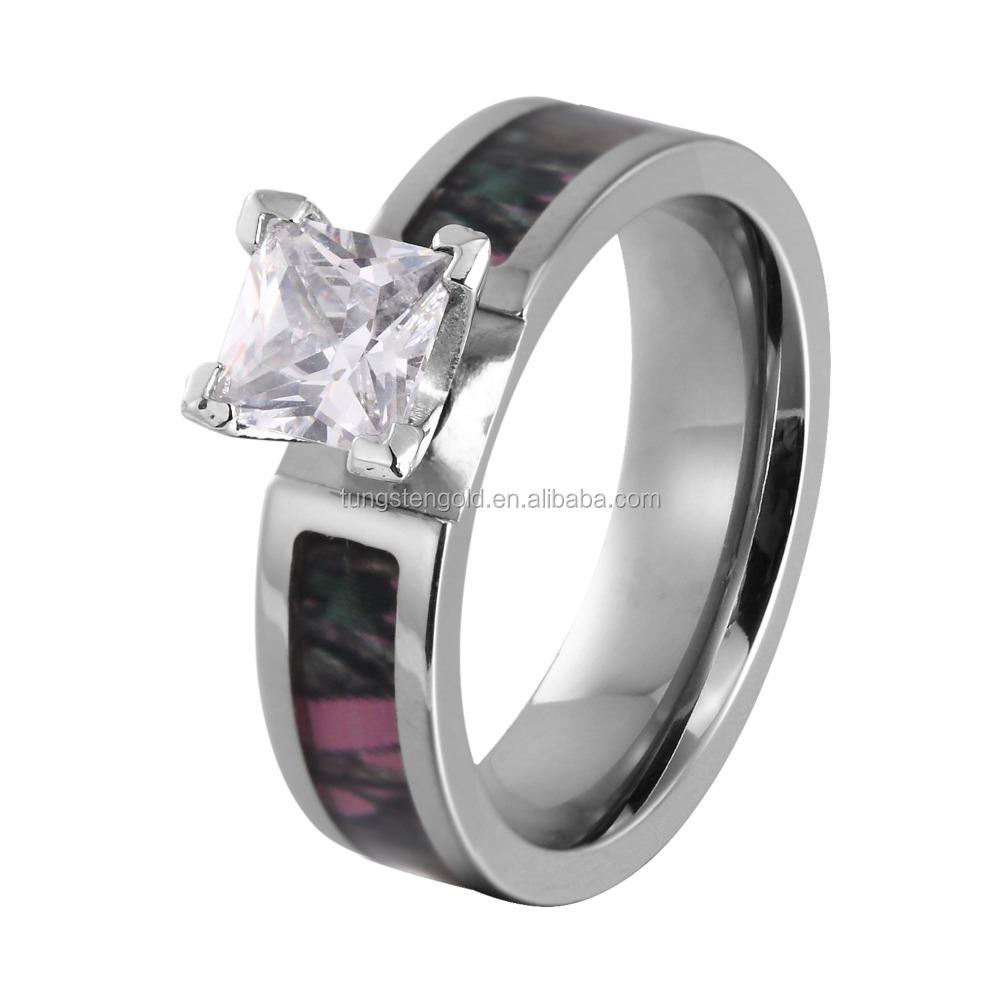 Mossy Oak Wedding Rings synrgyus