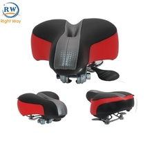 Wholesale bicycle spare part customized thickening soft comfortable mountain bike seat/bicycle saddles