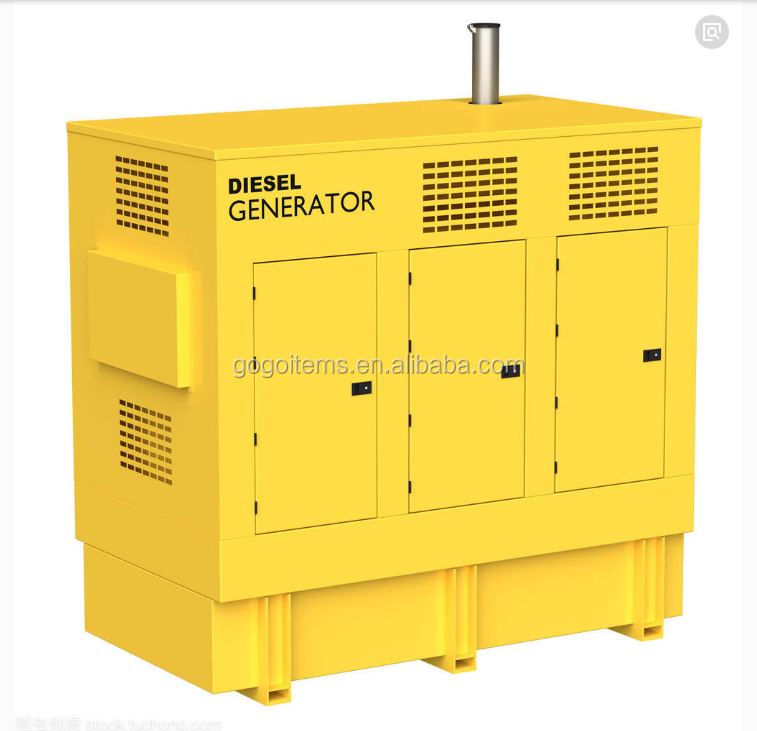 20KVA 3 Phase Magnet Factory Price AC Three Phase Power Super Silent Diesel Generator Silent Price Set Consumption Per Hour