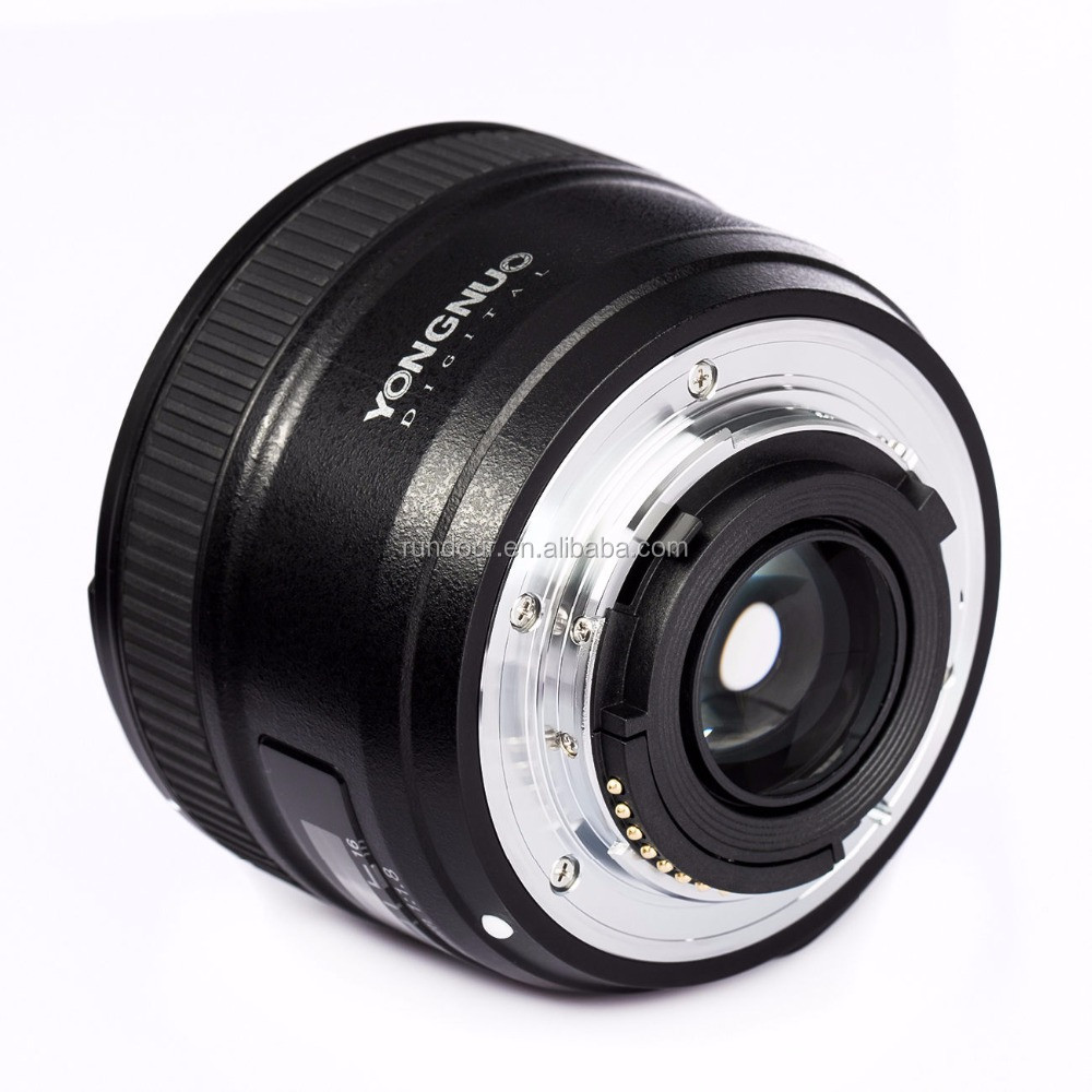 Hot Sell YONGNUO YN 50mm YN50mm f1.8 Lens Large Aperture Auto Focus Lens for Nikon
