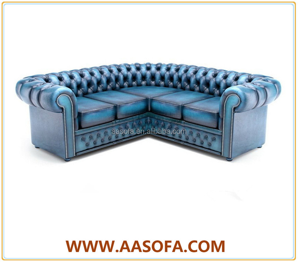 Grote ronde sectionele chesterfield bank woonkamer sofa product id ...