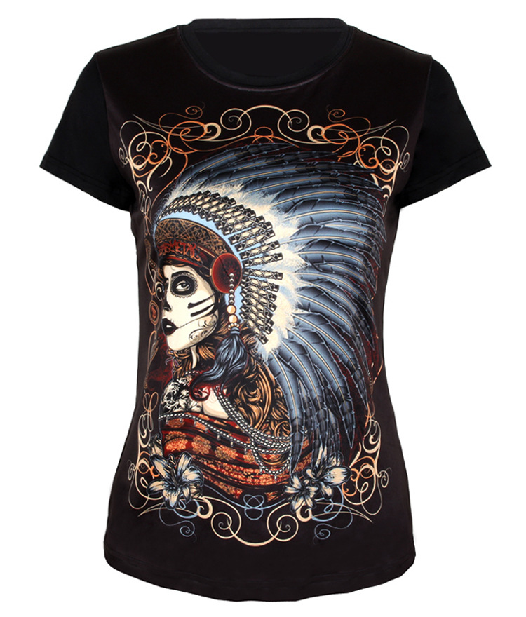 0250b4fb9 Get Quotations · Summer Woman T Shirts 2015 T Shirt Feminino brand nurse  figure Camisetas Mujer Poleras De Mujer