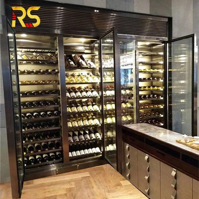 Restaurant Wine Cabinet Bar