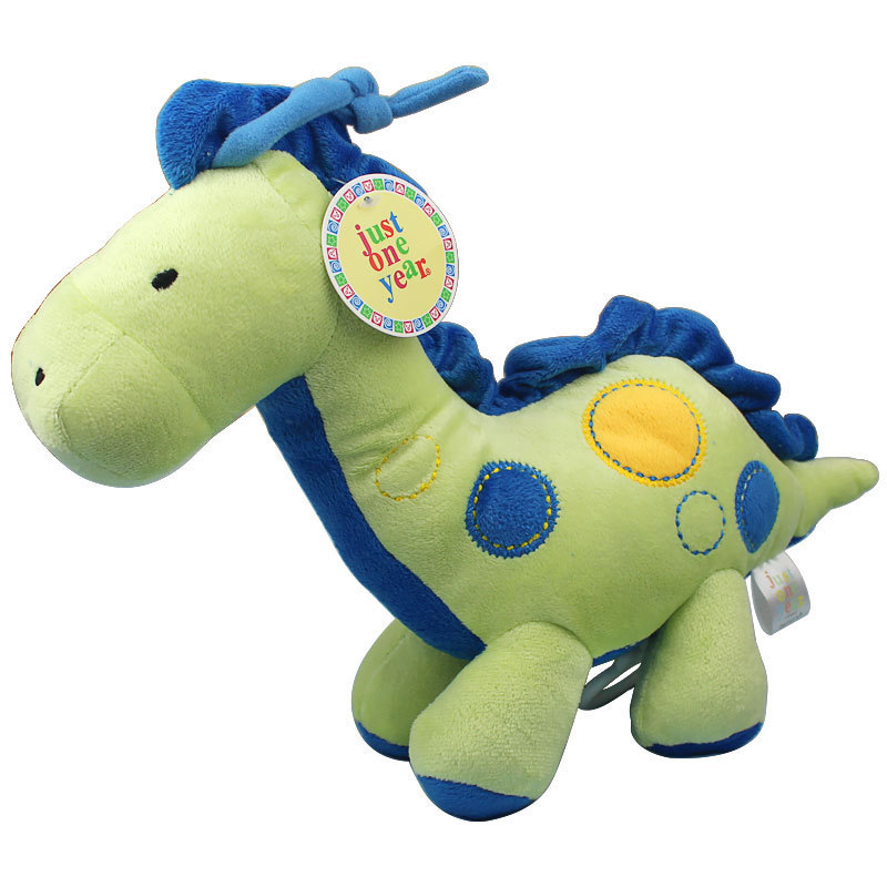 c68a4b458aff CARTER'S DINO MUSICAL PULL STRING PLUSH TOY