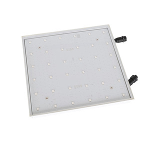 Portable programmable ultra thin led light panel for club disco stage decor