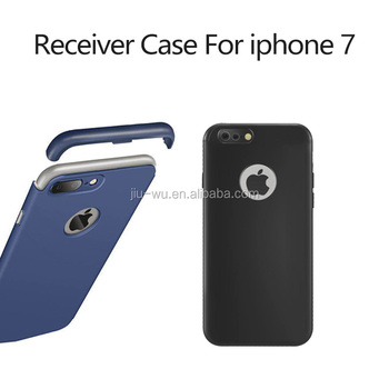 huge discount 99f6e 2bb29 Qi Wireless Charger Phone Best Cell Charger Magnetic Resonance Charging  Receiver Case For Iphone 7 - Buy Qi Wireless Charging Receiver,Charging ...
