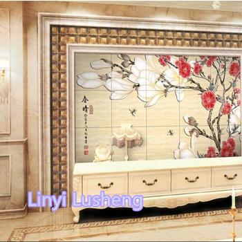 High Gloss Pvc Fake Marble Sheet Decorative Wall Covering Sheets