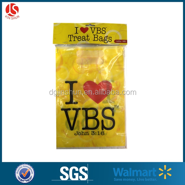 Plastic Lovely Valentine Candy Pouch Bag Wedding Sack Present Gift