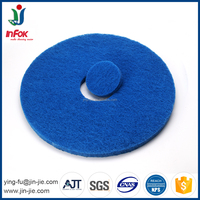Melamine Foam Pad for Floor Polishing Machine with Diameter 16 inch