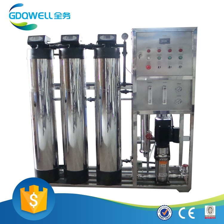 1Ton Water Treatment/Ozone Drinking Water Treatment/Mobile Water Treatment
