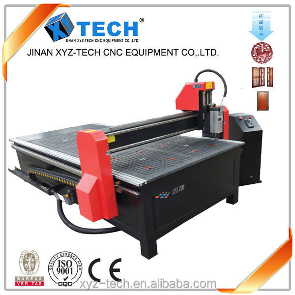 cnc router kits for sale atc vacuum adsorption MDF thermwood pvc board cutting woodworking lathe chinese cnc router 1325