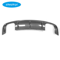 Carbon Fiber rear diffuser spoiler for Audi S3 2014