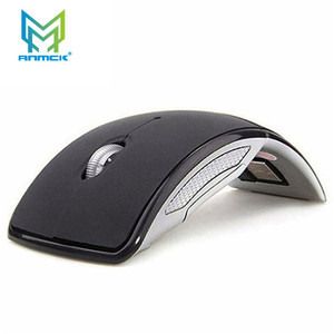 Mini 2.4Ghz USB Drivers Optical Ergonomic Wireless Mouse With fcc standards
