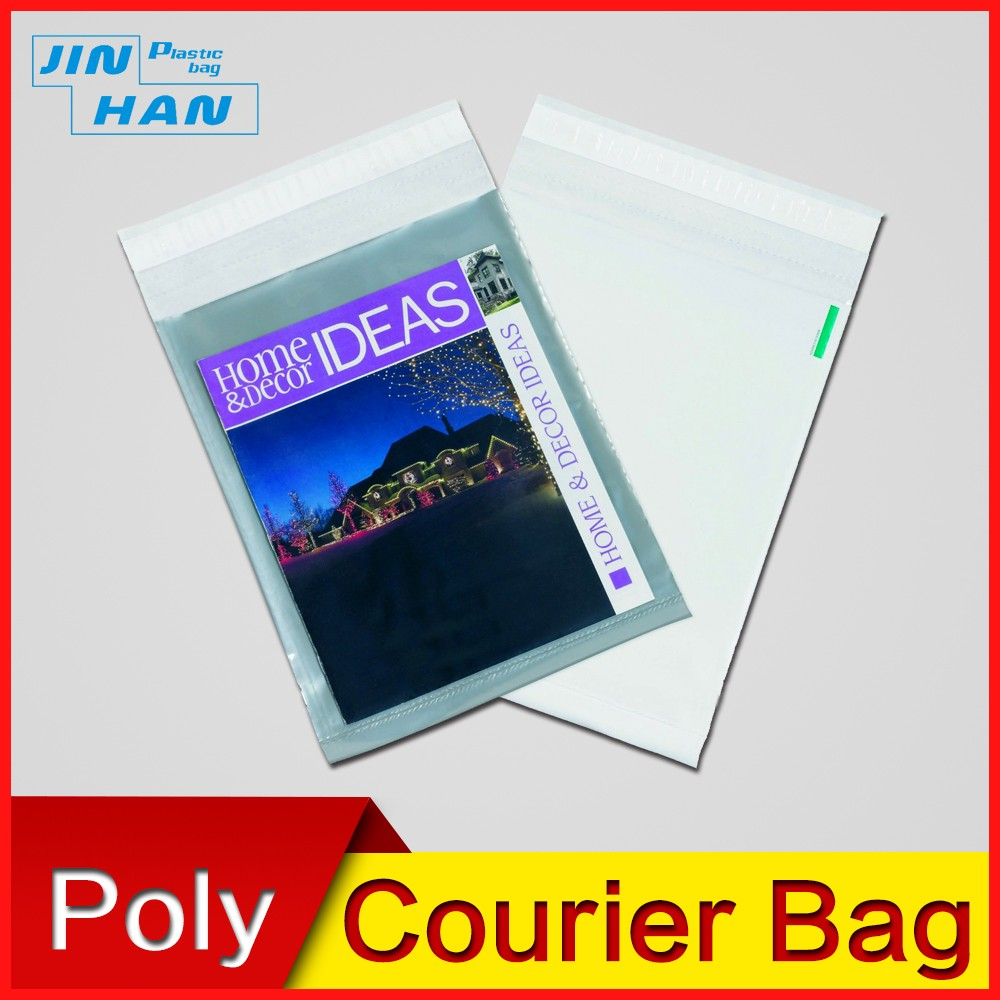 Custom printed recyclable colored webshop poly mailer