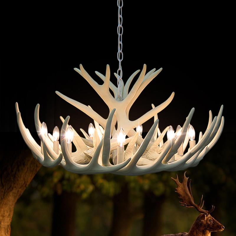 geweih lampe kaufen billiggeweih lampe partien aus china. Black Bedroom Furniture Sets. Home Design Ideas
