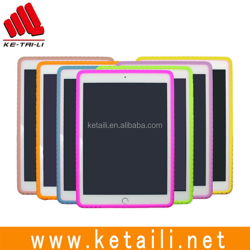2016 Hot Product China New Tablet Case Silicone Cover & Case for Ipad air 2