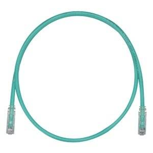 """Panduit Tx6 Plus - Patch Cable - Rj-45 (M) - Rj-45 (M) - 10 Ft - Utp - Cat 6 - Stranded, Booted - Green """"Product Type: Supplies & Accessories/Network Cables"""""""